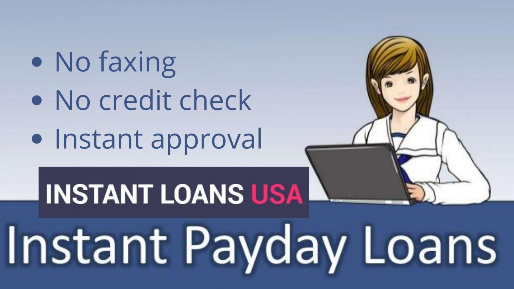 payday loans online no credit check instant approval no faxing
