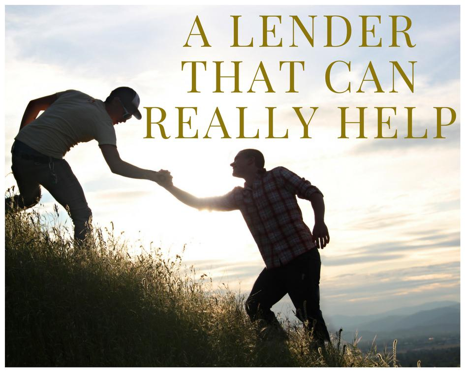 A lender that can really help the poor