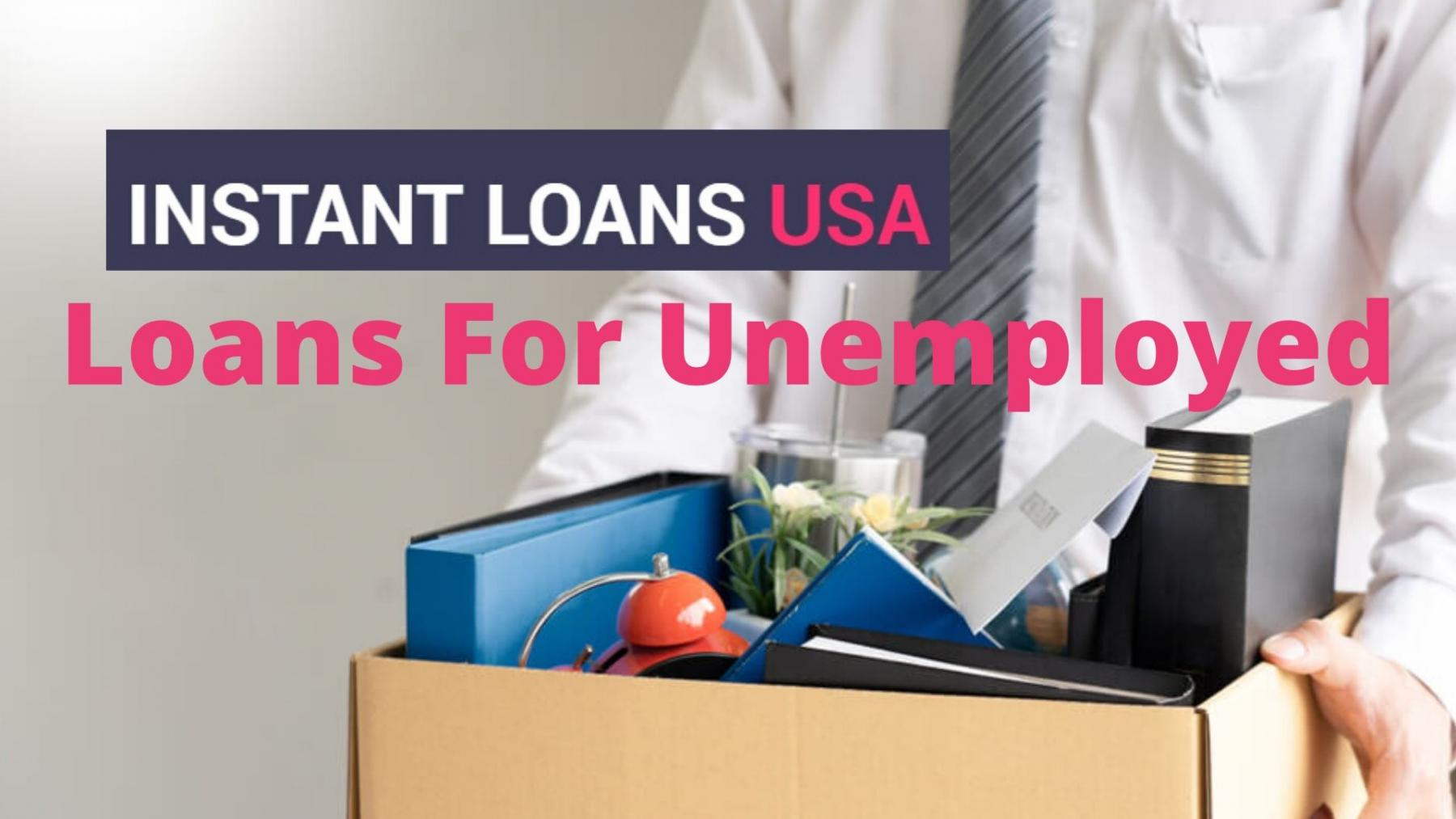Instant Cash for Unemployed